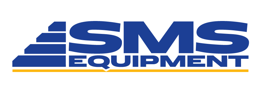 SMS Equipment Logo