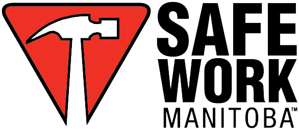 Safe Work Manitoba logo