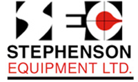 Stevenson Equipment Logo